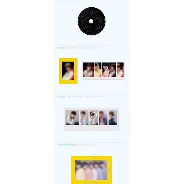TOMORROW X TOGETHER (TXT) - [夢の章: STAR] デビューアルバム shopchoax2 03
