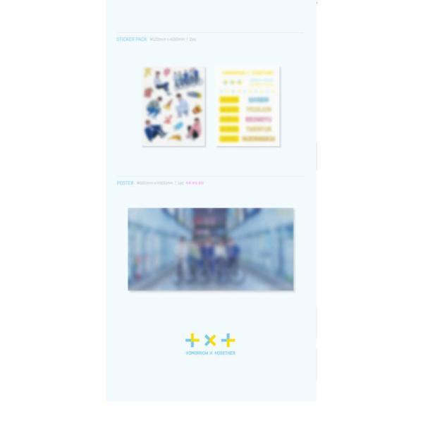 TOMORROW X TOGETHER (TXT) - [夢の章: STAR] デビューアルバム shopchoax2 04