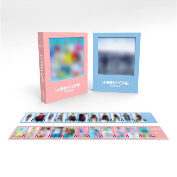 WANNA ONE (ワナワン) 1ST MINI ALBUM Sky Ver./Pink Ver. ポスター付き|shopchoax2|02