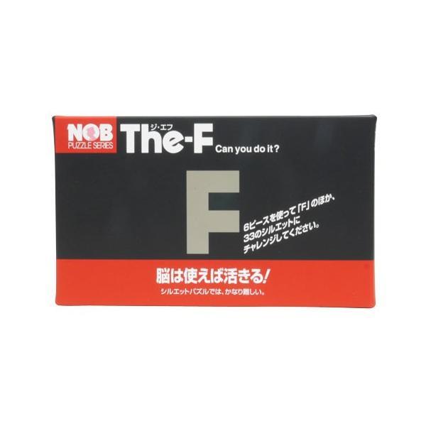 【銘木ノブパズル】The-F (ジ・エフ)|shopd-1|03