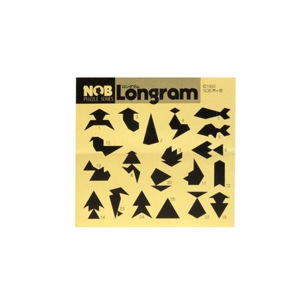 【銘木ノブパズル】Longram (ロングラム)|shopd-1|04