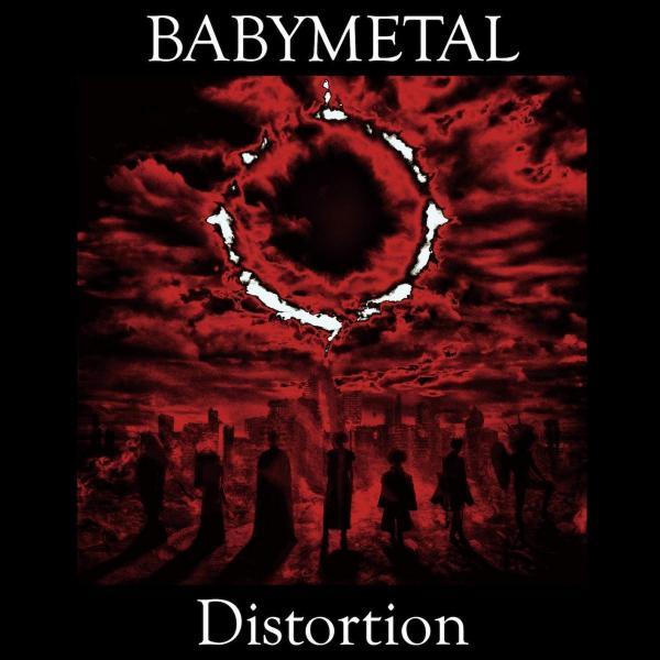 BABYMETAL Distortion JAPAN LIMITED EDITION 完全生産限定盤/アナログ盤(LP)【新品】【ヤマト宅急便】|shopkawai2