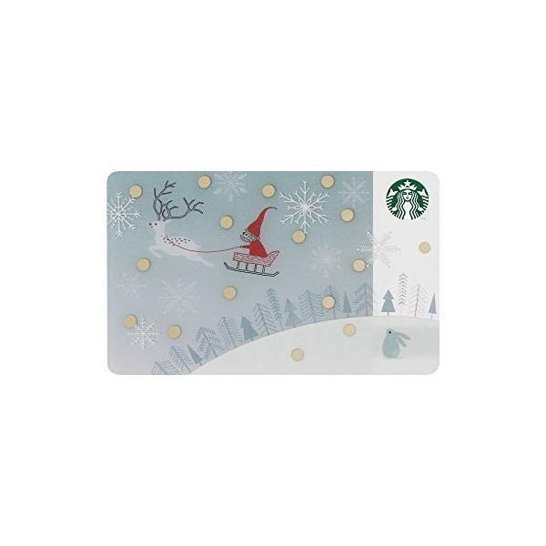スターバックス カード ホーリーナイト Starbucks 2018|shopks2020