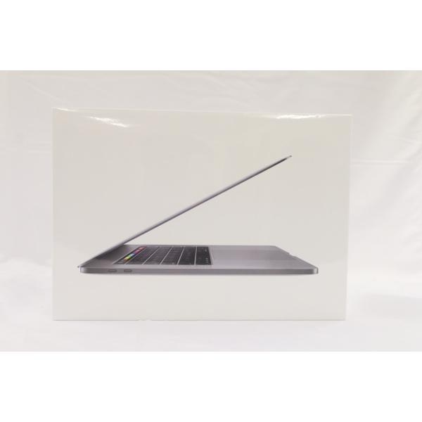 MacBookPro 15インチ Touch Bar搭載モデル[2018年/SSD 256GB/メモリ 16GB/2.2GHz6コア Core i7]スペースグレイ MR932J/Aの画像