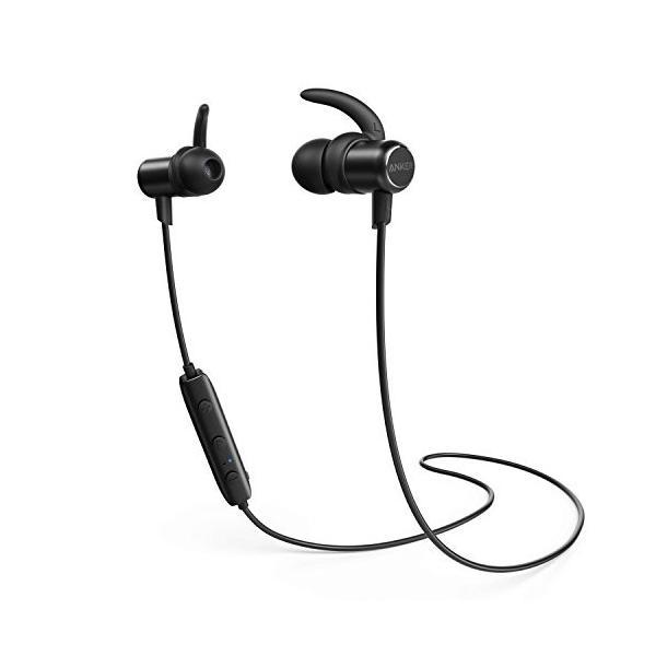 Anker SoundBuds Slim Bluetoothワイヤレスイヤホン(カナル型)マグネット機能 / 防水規格IPX5 /内蔵マイク shopnoa 02