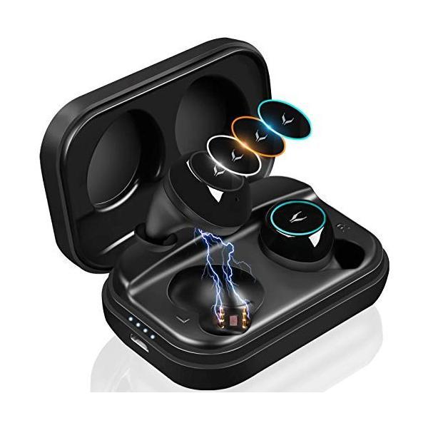 三色イルミネーション カメレオン 自動ON/OFF/ペアリングMYCARBON Bluetooth イヤホン ワイヤレス Bluetooth|shopnoa|07