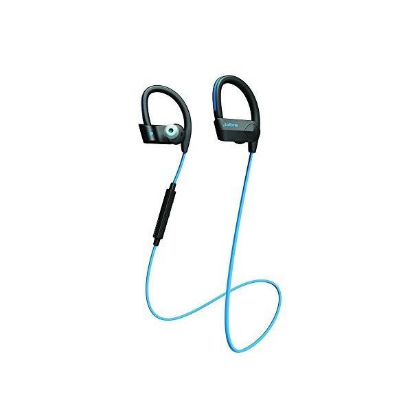 Jabra SPORT PACE WIRELESS ブルー (Bluetooth イヤホン マイク ヘッドセット/耐衝撃/防塵防滴/音声ガイ|shopnoa