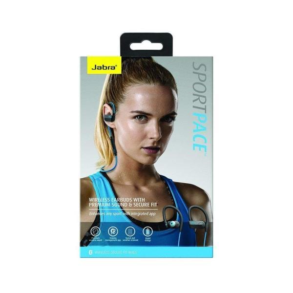 Jabra SPORT PACE WIRELESS ブルー (Bluetooth イヤホン マイク ヘッドセット/耐衝撃/防塵防滴/音声ガイ|shopnoa|06