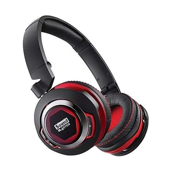 Creative ヘッドホン Sound Blaster EVO Wireless クリエイティブ ワイヤレス Bluetooth対応ヘッド