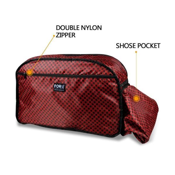 ThiKin ボストンバッグ トラベルバッグ 宇宙柄 マザーズバッグ 2way ショルダー付 大容量 2~3泊程度 旅行 ビジネス 軽量 ス