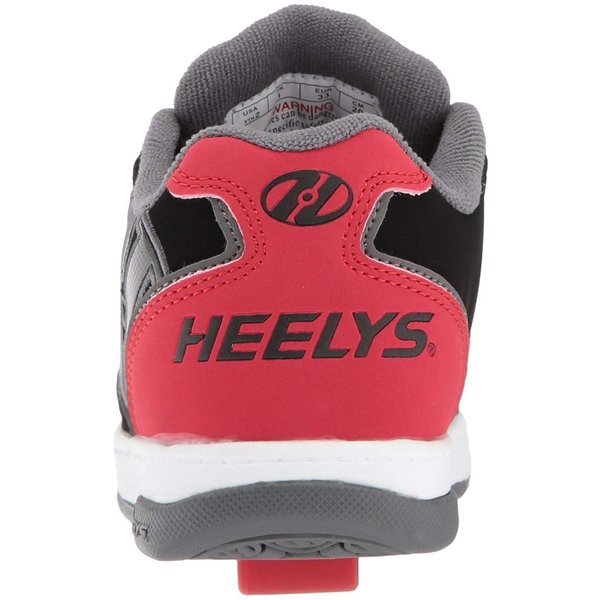 HEELYS(ヒーリーズ) ローラーシューズ プロペル2.0 HE100032-280 ブラック/レッド/グレイ 28cm|shopnoa|09