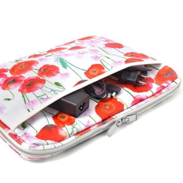 PCケース Mサイズ スカーレットポピー W0704910