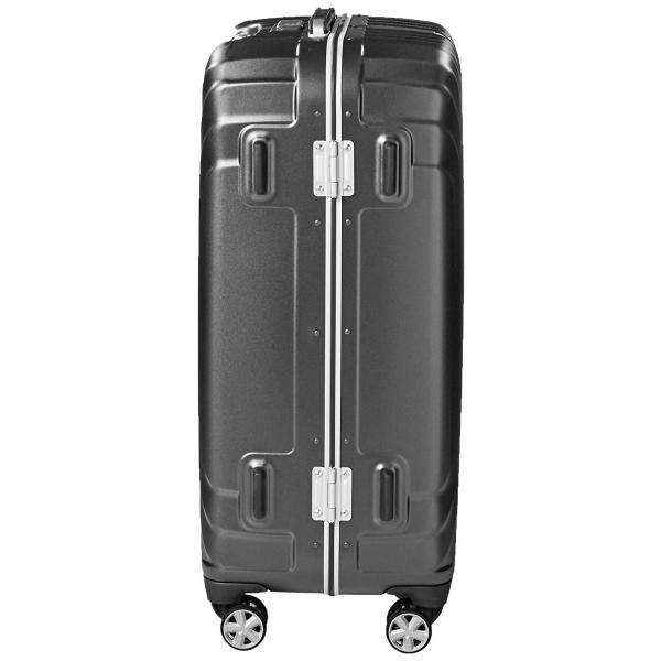 サムソナイト SAMSONITE スーツケース トゥルーフレーム スピナー68 60L 4.2kg I00*51002 51 (マットグラフ