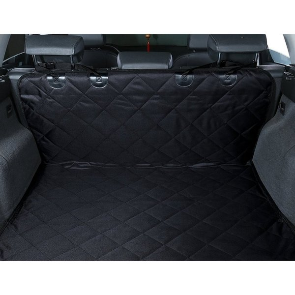 HCMAX ペット用ドライブシート 人気トランクマット 車用ペットシート 犬用カーシートカバー 防水 高品質 滑り止め 車後部座席 折り畳み shopnoa 05