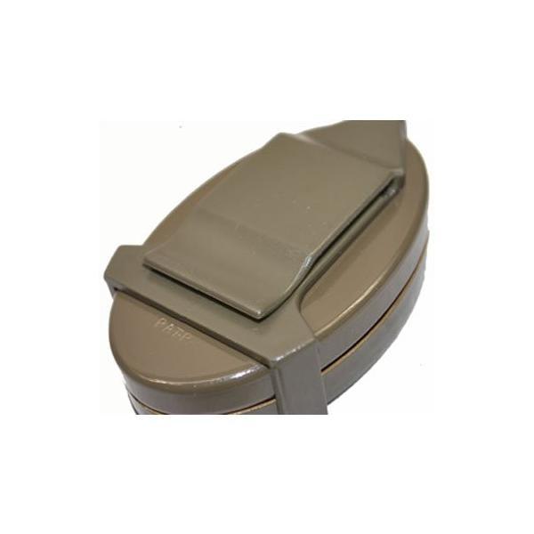 携帯灰皿 USMC (海兵隊) ミリタリー コンパクト 灰皿 携帯用 ストラップ付き|shopnoa|07