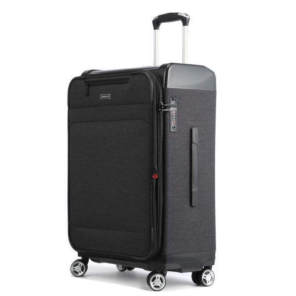 Uniwalker 防水加工 スーツケース 容量拡張可能 超軽量 キャリーバッグ 旅行 出張 キャリーケース TSAロック 丈夫 静音 S型 shopnoa 09