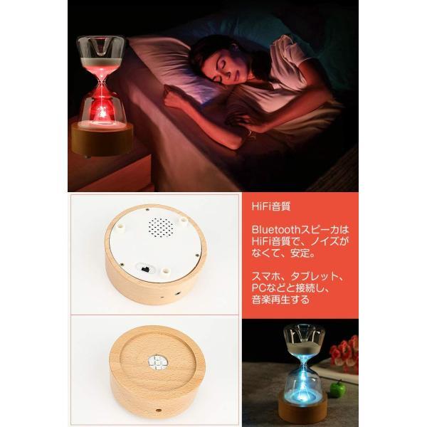 Ephram 間接照明 インテリア 砂時計ライト15分計 高音質|shopnoa