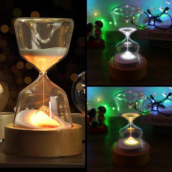 Ephram 間接照明 インテリア 砂時計ライト15分計 高音質|shopnoa|08