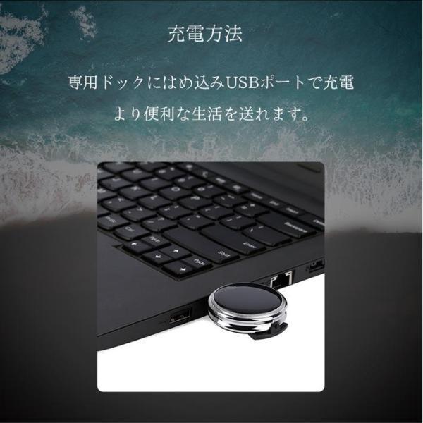 スマートウォッチ E07 丸形デジタル腕時計 日本語対応 ブルートゥース iPhone Android対応 日本語対応|shopping3212|07