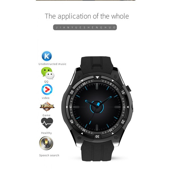 スマートウォッチ X100 MTK6580 Bluetooth アンドロイド 時計 IP67 防水 GPS スマート腕時計サムスンギア S3 レノボ腕時計 9 KW88 QW09 HUAWEI shopping3212 09
