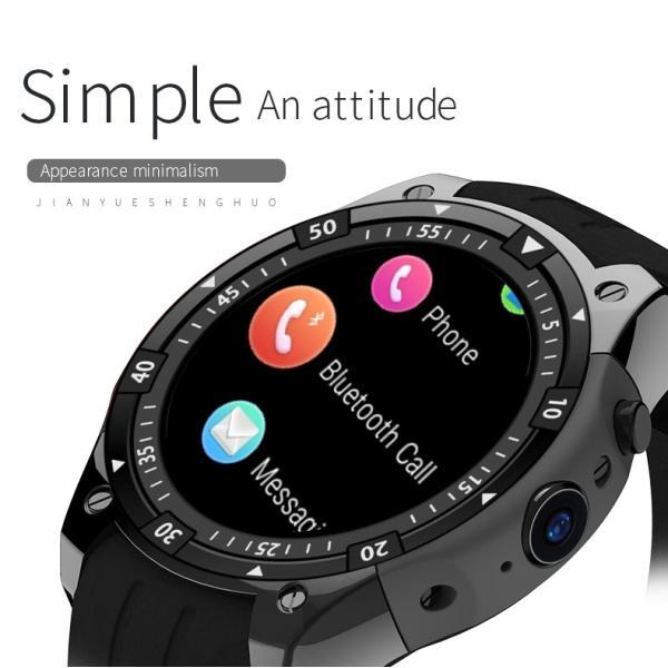 スマートウォッチ X100 MTK6580 Bluetooth アンドロイド 時計 IP67 防水 GPS スマート腕時計サムスンギア S3 レノボ腕時計 9 KW88 QW09 HUAWEI shopping3212 04