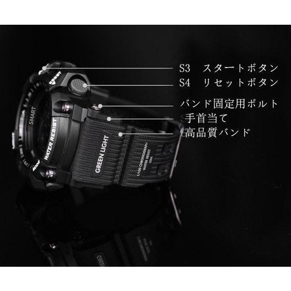 スマートウォッチ EX16 スポーツ/運動ウォッチ 防水 長時間バッテリー Bluetooth 歩数、距離、カロリー消耗 多機能腕|ブルー