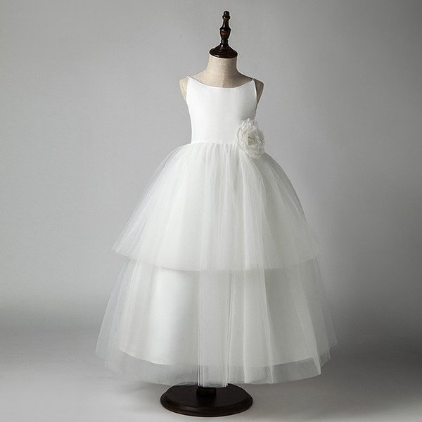 110-160子供ドレス フォーマル ドレス 演出 お姫様 お嫁さん フラワーガール ドレス ジュニア ワンピース