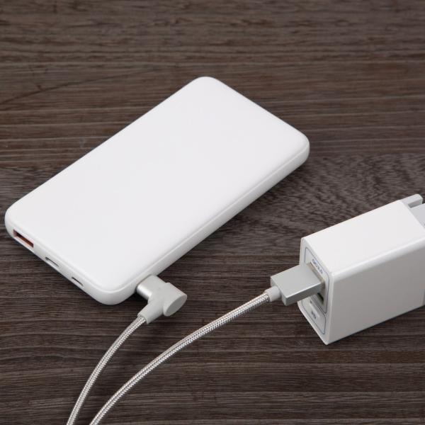 モバイルバッテリー QC3.0 PD3.0 急速充電 10000mAh PSE認証 全ての入力端子に対応 Type-C 3/22発送|shops-of-the-town|04