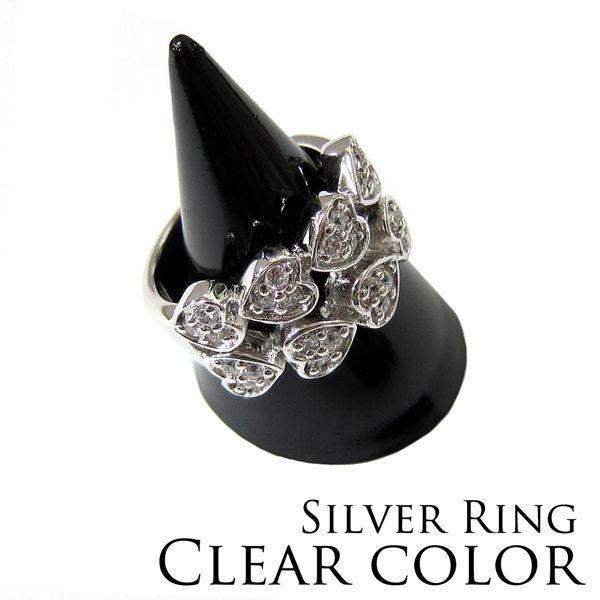 シルバー925 リング 指輪 アクセサリー ジュエリー #11 (1) あすつく