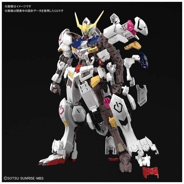 バンダイ MG 1/100 ガンダムバルバトス(機動戦士ガンダム 鉄血のオルフェンズ)|shoptakumi|03