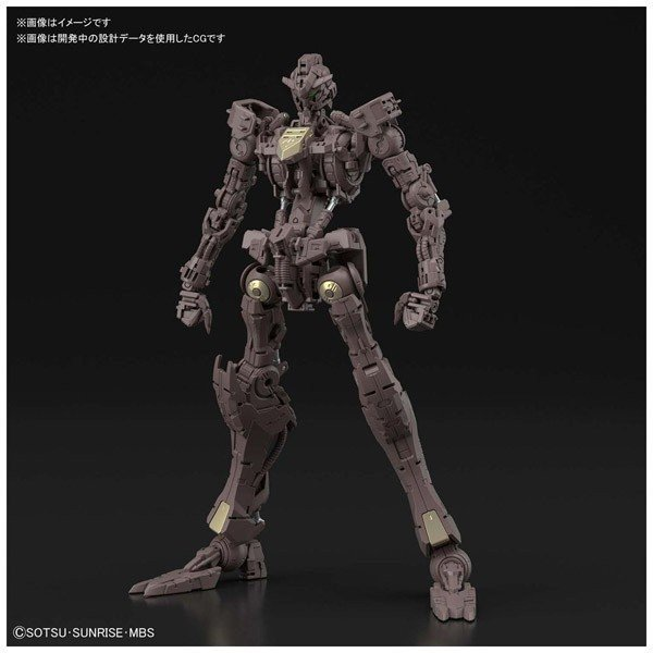バンダイ MG 1/100 ガンダムバルバトス(機動戦士ガンダム 鉄血のオルフェンズ)|shoptakumi|04