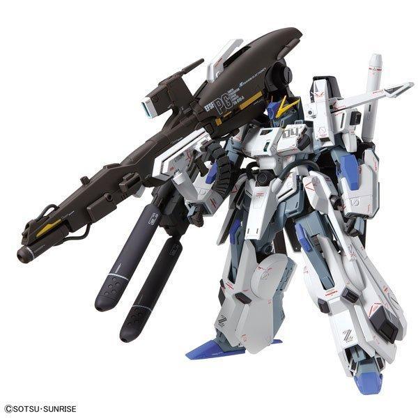 バンダイ  MG 1/100 FAZZ Ver.Ka プラモデル 『ガンダムセンチネル』[ 2月発売予定|shoptakumi