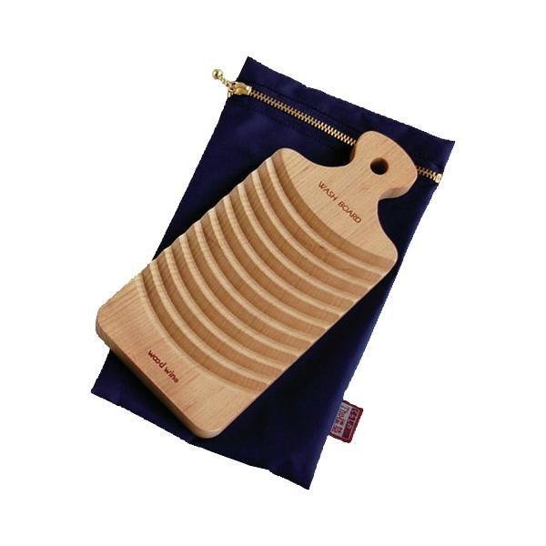 ヤマコー 携帯洗濯板(収納袋付) 85187 代引き不可