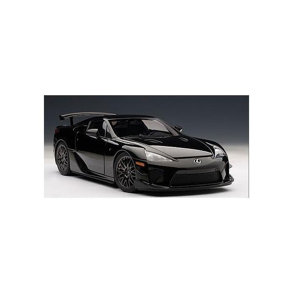 AUTOart☆1/18 レクサス LFAニュルブルクリンク パッケージ (ブラック) 78838 shoptakumi
