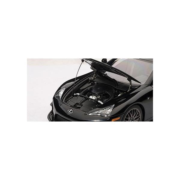 AUTOart☆1/18 レクサス LFAニュルブルクリンク パッケージ (ブラック) 78838 shoptakumi 03