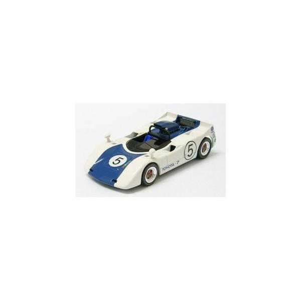エブロ 1/43 トヨタ 7 日本GP No.5 1969
