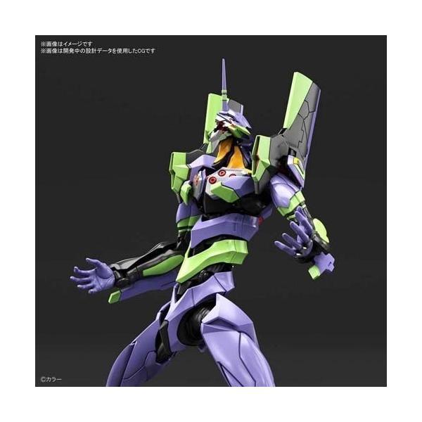 バンダイ RG 汎用ヒト型決戦兵器 人造人間エヴァンゲリオン初号機 shoptakumi 02