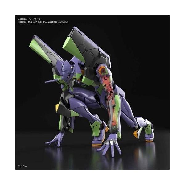 バンダイ RG 汎用ヒト型決戦兵器 人造人間エヴァンゲリオン初号機 shoptakumi 03