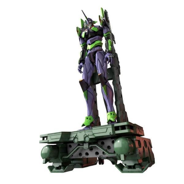 バンダイ RG 汎用ヒト型決戦兵器 人造人間エヴァンゲリオン初号機 DX輸送台セット|shoptakumi