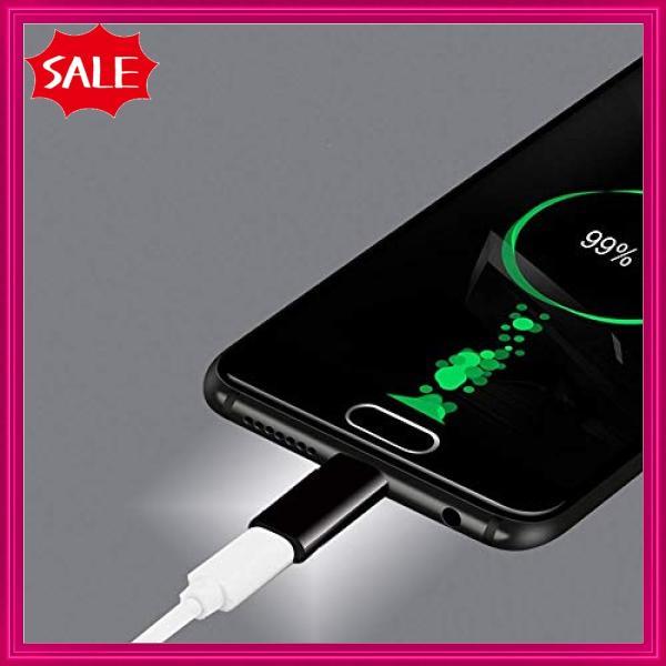 【6個セット】ライトニング  タイプC アダプター GLUBEE ライトニング ケーブル から USB Type C (サンダーボルト 3対 shopyamamoto 07