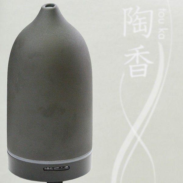 [送料無料]陶香(陶器製アロマディフューザー)ブラック|shopyuwn|03