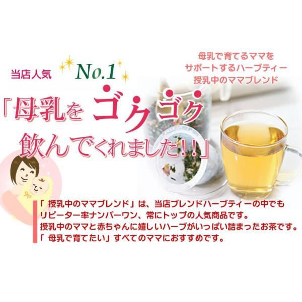 母乳ハーブティー お徳用授乳中のママブレンド 100g お茶母乳育児応援ハーブ|shopyuwn|02