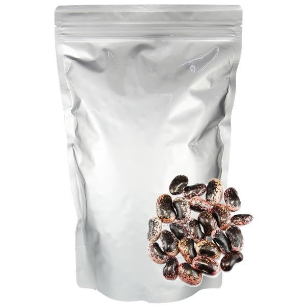 紫花豆特大 業務用1Kg 高原花豆 大粒 国産 むらさきはなまめ 乾物豆類 乾燥豆 おせち料理などの煮豆 甘煮 甘納豆 正月お豆などに