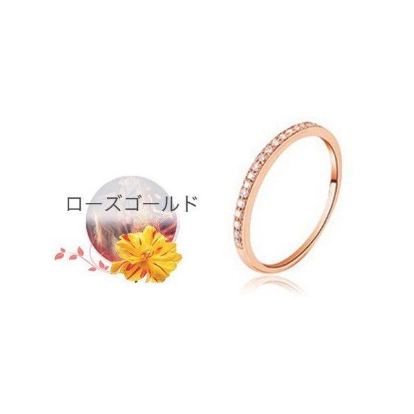 レディース 指輪 リング アクセサリー ファション 人工ダイヤ jz5306