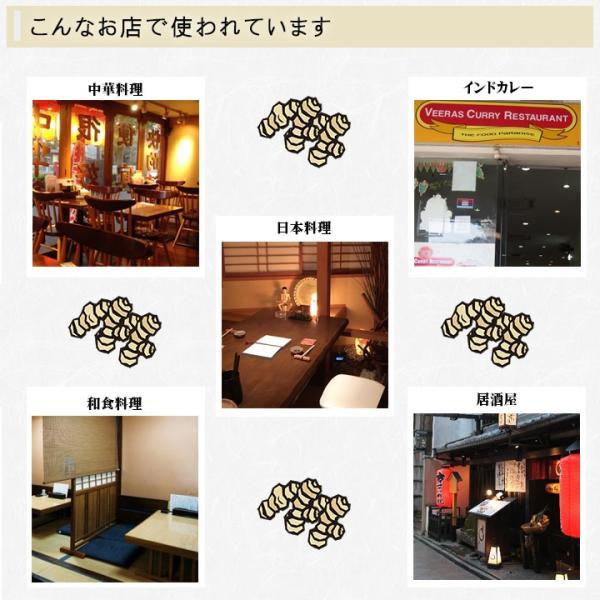 【冷蔵】みじん切り生姜 1kg 中国産|shougakoubou|03