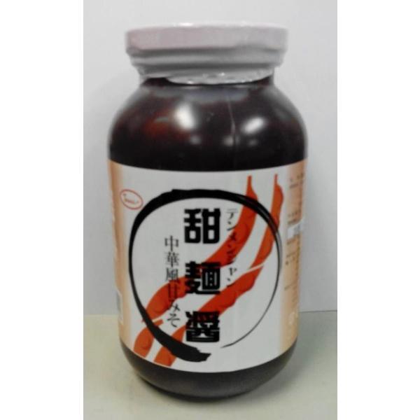 友盛 甜麺醤(テンメンジャン)1kg、中華風甘みそ、台湾人気商品、中華調味料♪