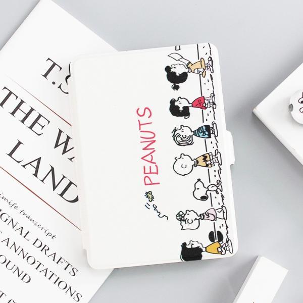 キャラクター Kindle Paperwhite カバー キンドルペーパーホワイト ケース レザー ケース マグネット|shoukouyafuushop|02