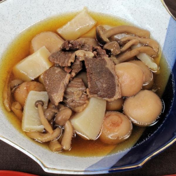 山形名物いも煮セット 山形牛入り(1箱)|shounai-iimonoya|02