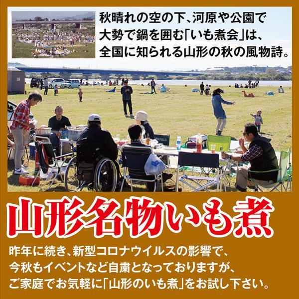 山形名物いも煮セット 山形牛入り(1箱)|shounai-iimonoya|04