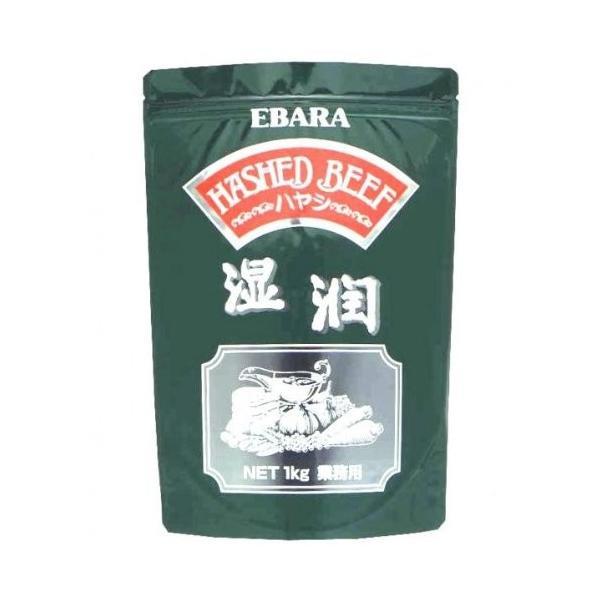 カレールー エバラ ハヤシル− 湿潤 1kg 業務用
